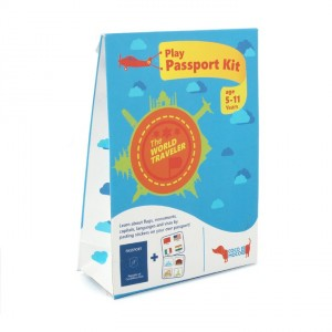 CocoMoco Kids, Passport Kit