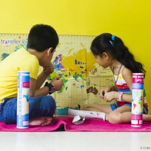 CocoMoco Kids, Hop on the World
