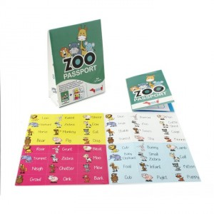 CocoMoco Kids, Zoo Passport
