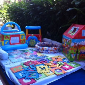 kids birthday party planners in bangalore, Dottedi, Tusker Town, Bangalore, Playdate setup for toddlers