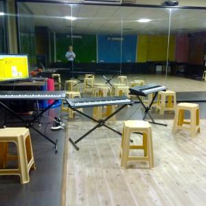 Music International at Artshala