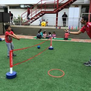 SportyBeans Kids Basic Training for Sport