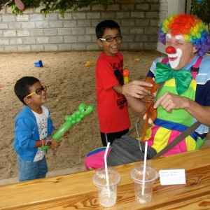 Sun Bird Early Learning Centre Fun with Jockel the Clown