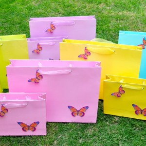 Templetree Customised Gift Bags