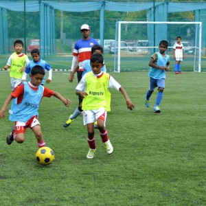 Bangalore Youth Football League Coaching