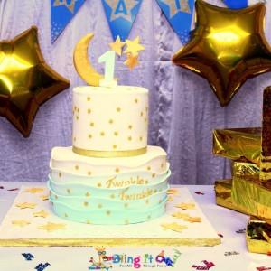 BlingItOn Cake