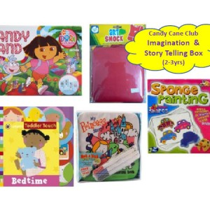 Candy Cane Club Imagination Box