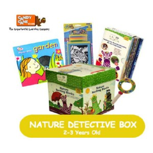Candy Cane Club Nature Box