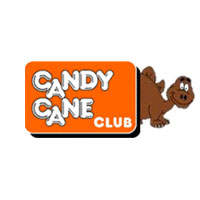 Candy Cane Club Logo
