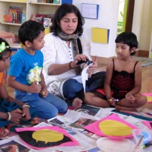 Discover Kids Art and Craft Workshop