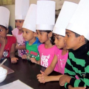 Discover Kids Baking Workshop