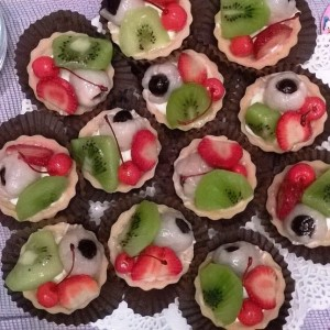 Just Bake Kids Treat Fruit Tarts