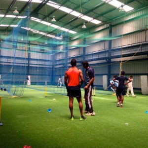 Just Cricket Academy BowlingCoach