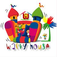Wacky House Logo