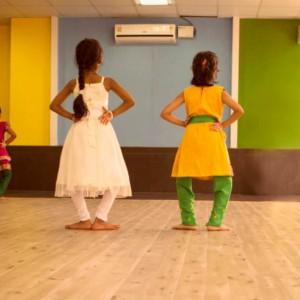 ArtShaala Dance Class