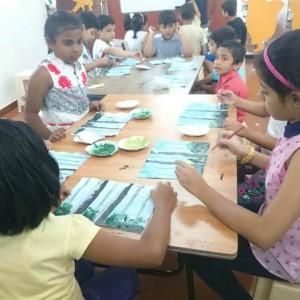 ArtShaala Painting Class