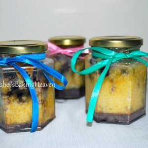 Ashels Baking Heaven Dessert Jars
