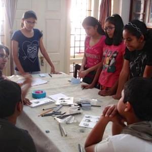 Bangalore Lalit Kala Kshetra Art Class