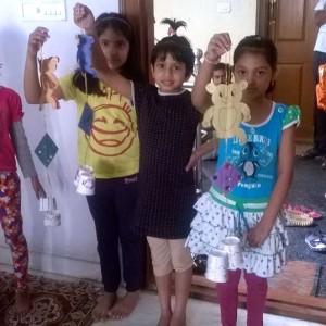 Bangalore Lalit Kala Kshetra Origami