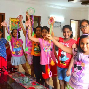 CraftyNutz Crafting with Kids