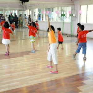 Dcruze Dance Studio Kids Dancing