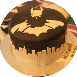 Great Escake Batman Cake