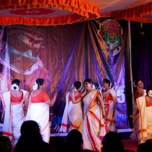 International Centre for Performing Arts Bangalore ICPA Onam Performance