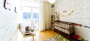 decorating your baby's nursery and toddler's room