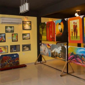 Konsult Art & Design Academy Gallery at Koramangala