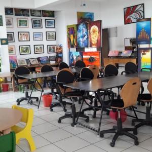 Konsult Art & Design Academy The Class Setup