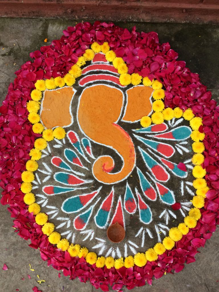 ganesha images for rangoli - photo #28