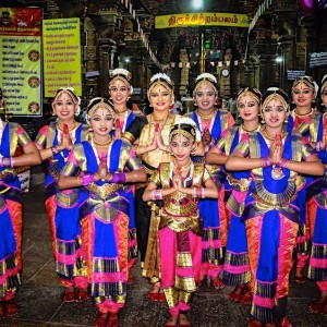Nandini's The 9th Count Dance Academy Bharatnatyam Performance