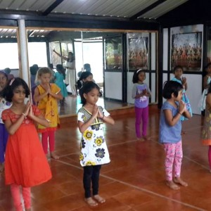 Nandini's The 9th Count Dance Academy Dance Class