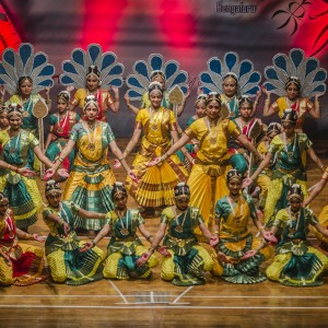 Nandini's The 9th Count Dance Academy South Indian Folk Dance