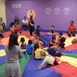 The Little Gym Parent Toddler Class