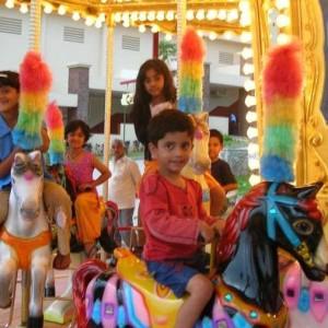 Wonderla, Amusement park, Carousel