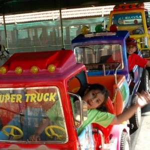 Wonderla, Amusement park, Convoy