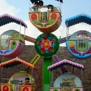 Wonderla, Amusement park, Kiddies wheel