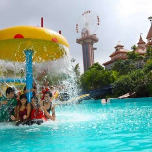 Wonderla, Amusement park, Play Pool
