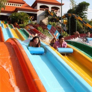 Wonderla, Amusement Park, Water slide, Fun Razers