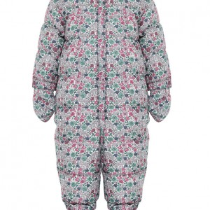 Baby Gap - Floral Snowsuit