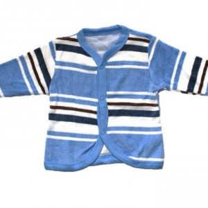 Bambino Warm Tee Blue Stripes