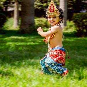Buntz Mehta Photography Little Krishna Picture