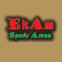 Ekam Sports Arena Logo