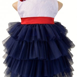 Faye Dress Frilled