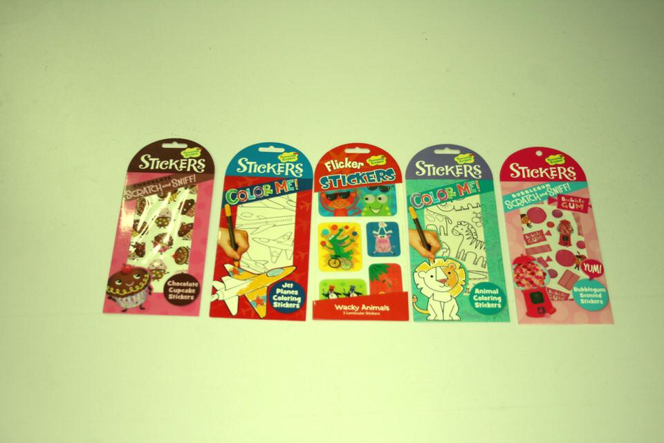 Full of Toys Diwali Sticker Pack