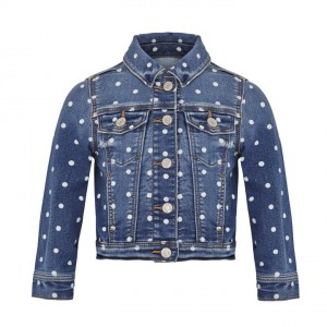 Gap Spotted Denim Jacket