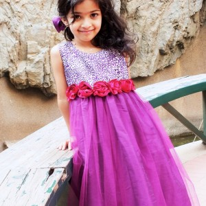 ISM Gown for Girls
