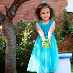 ISM Turqoise Dress