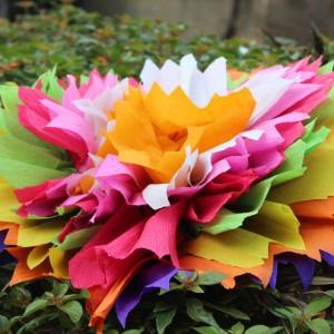 One Fab Party Flower Decor